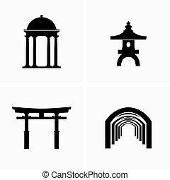 elementos arquitetônicos