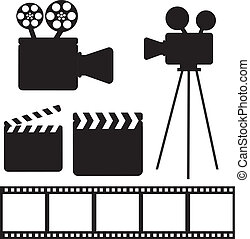elementos, cinema