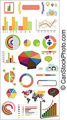 elementos, infographics