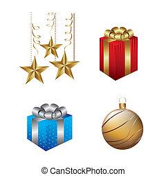 elements christmas