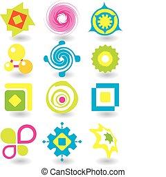 Elements for design