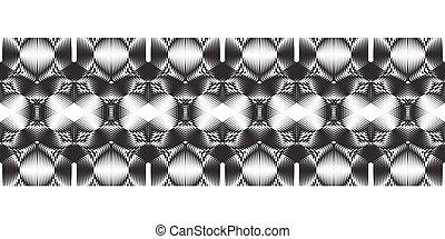 Elements Pattern Tribal Doddle Seamless Original