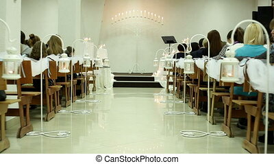 elements of the wedding decor