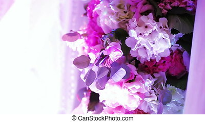 Elements Wedding ceremony - Festively decorated Elements for...