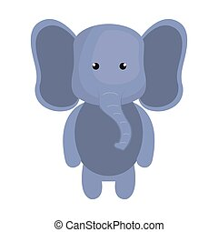 elephant animal cartoon