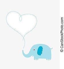 elephant boy love
