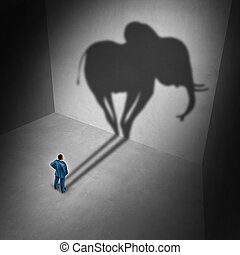 Elephant In The Room Idiom - Elephant in the room idiom and...