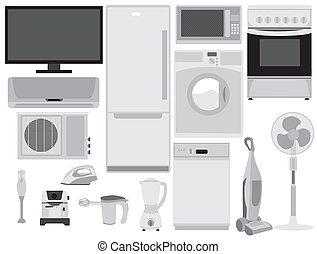 eletrônica lar