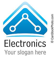 eletronics, icône