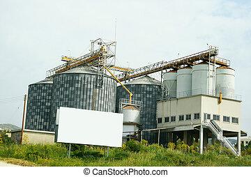 elevador del grano