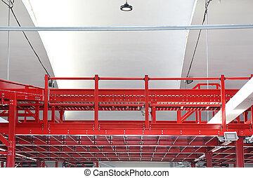 Elevated Conveyor