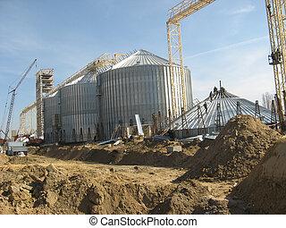 elevatore grano
