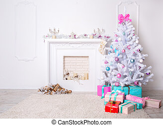 eleven, karácsony, szoba