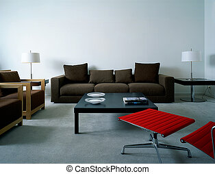 eleven, szoba, modern hely