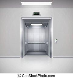elewator doors