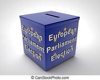 elezione, parlamento, europeo