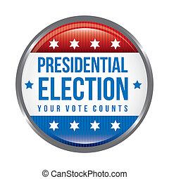 elezione, presidenziale
