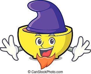 Elf soup union character cartoon