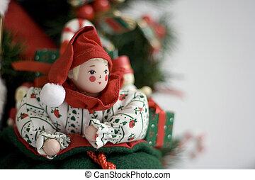 elf2, santa'