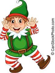 elfe, danse