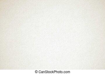 elfenbein, papier, weißes, beschaffenheit
