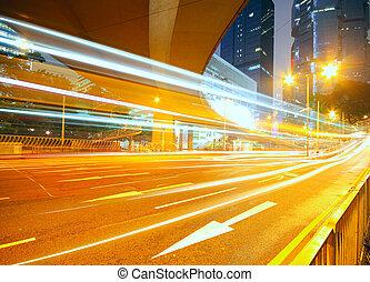 elfoglalt, város forgalom
