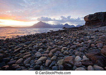 Elgol Coast Scotland