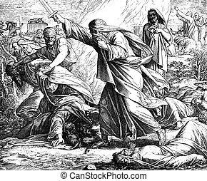 elijah, baal, mata, profetas