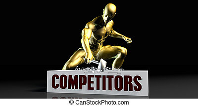 Competitors - Eliminating Stopping or Reducing Competitors ...