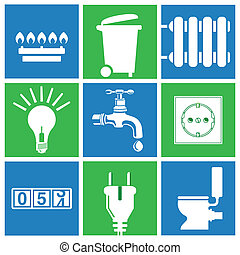 elintézés, háztartás, hulladék