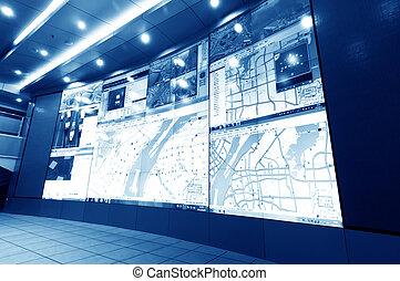 ellenőrzés, forgalom, középcsatár
