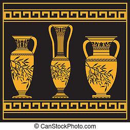 ellenico, brocche
