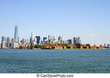 Ellis Island New York City