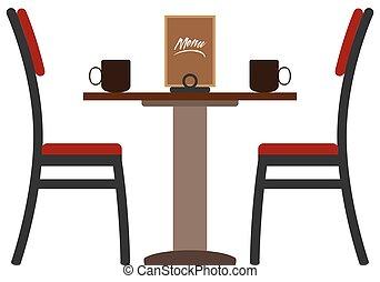 elnökké választ, alacsony kávézóasztal, bolt
