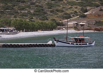 Elounda beach