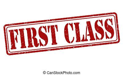 első osztály, kínálat, bélyeg