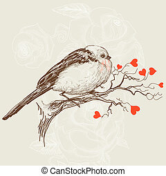 elsk fugl