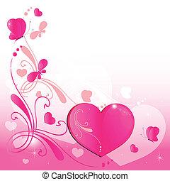 elsk hjerter