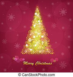 elvont, fa, karácsony