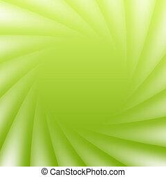 elvont, háttér, zöld
