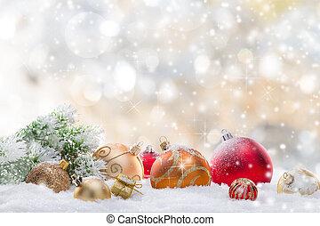 elvont, karácsony, háttér
