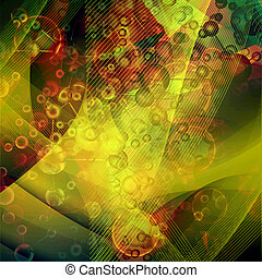 elvont, molekula, háttér