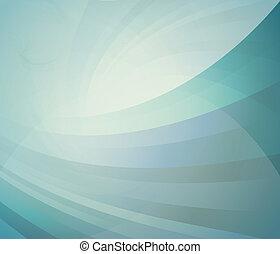 elvont, színes, áttetsző, állati tüdő, ábra, vektor