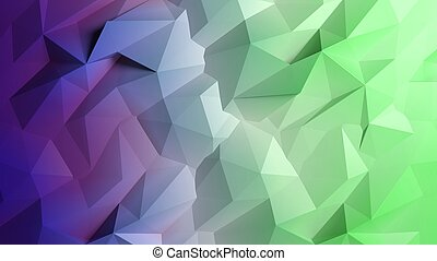 elvont, színes, háttér, poly, alacsony