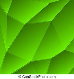 elvont, zöld háttér