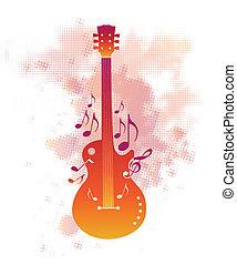 elvont, zenés, háttér