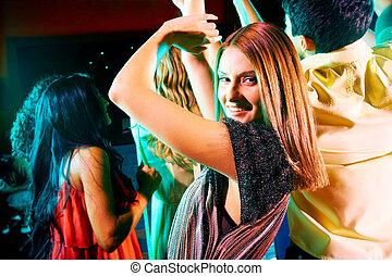 em, discoteca