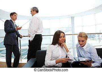 em, reunião