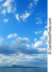 em, um, mar, de, nuvens