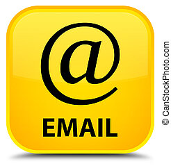 Email (address icon) special yellow square button